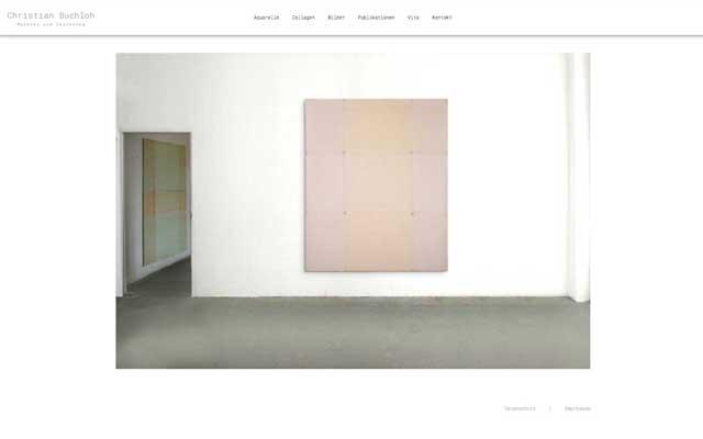 Christian Buchloh – Künstler