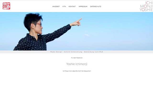 Yoshie Ichimonji – Mode