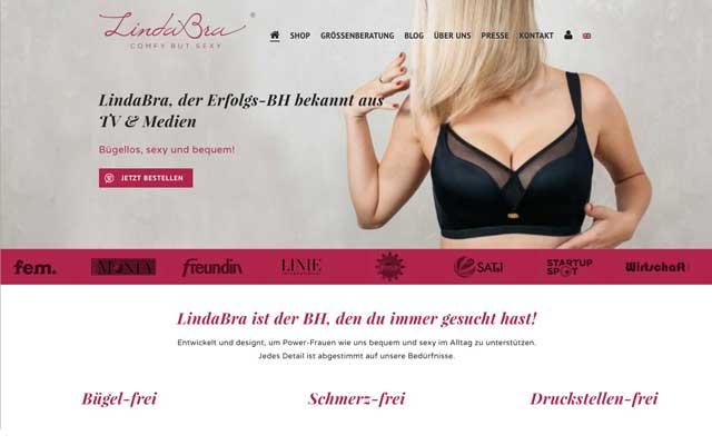 LindaBra – BH-Online-Store