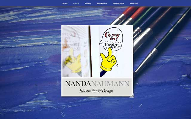 Nanda Naumann – Künstlerin & Illustratorin
